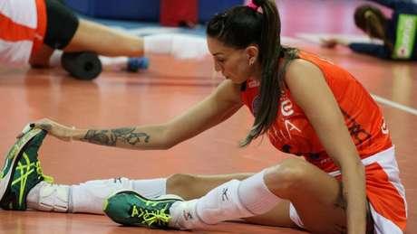 Thaisa é bicampeã olímpica e disputará a próxima edição da Superliga / Instagram