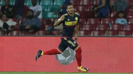 Colômbia garantiu classificação em segundo no Grupo A (Foto: Divulgação)