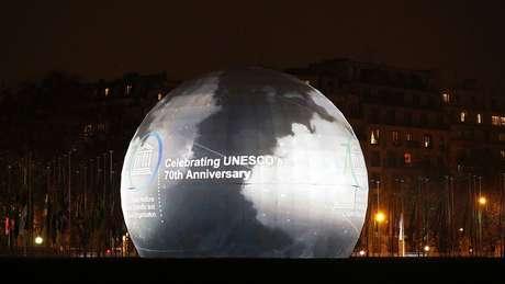 Comemoração do 70º aniversário da Unesco