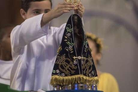 Celebração pelos 300 anos da aparição de Nossa Senhora Aparecida