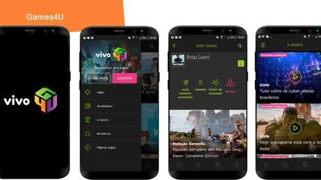 Vivo  Games 4U