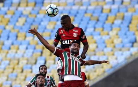O Flamengo chegou ao quarto jogo seguido sem vencer no empate com o Fluminense