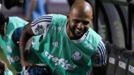 Palmeiras 2 x 2 Bahia