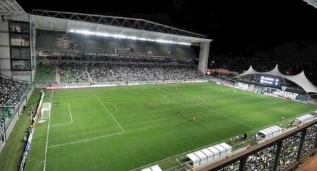 Independência será palco do duelo de pontas entre América e Luverdense (Foto: Adão de Souza / Prefeitura de Belo Horizonte)