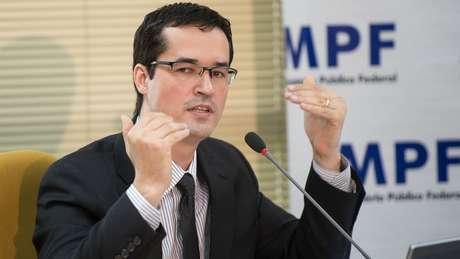 Deltan Dallagnol e outros procuradores da Lava Jato criticaram a decisão do STF | foto: Marcelo Camargo/Agência Brasil