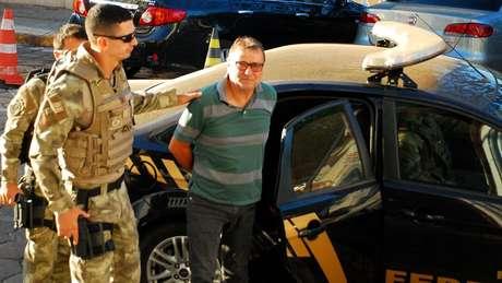 Cesare Battisi foi preso em 5 de outubro ao cruzar fronteira do Brasil com a Bolívia. Governo Temer decidiu extraditá-lo