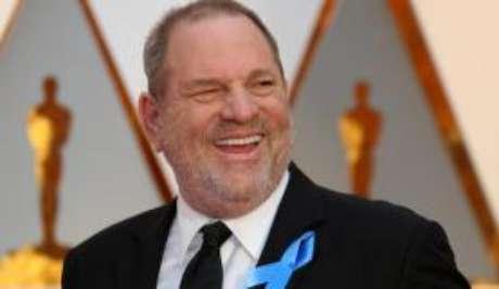 Harvey Weinstein é um dos produtores mais conhecidos de Hollywood