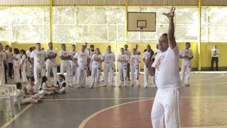 Mestre Suíno calcula ainda que já existem cerca de 30 'ministérios' de capoeira, ou seja, grupos diretamente ligados a igrejas