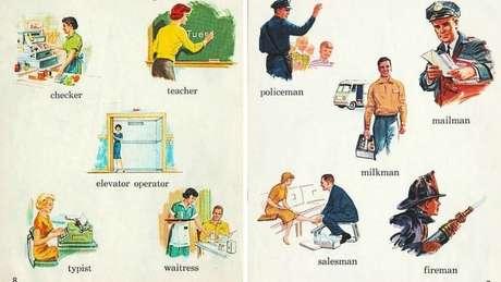 Livro didático americano de 1962