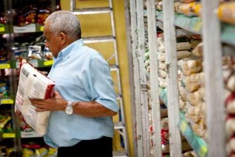 Alimentos não perecíveis já podem ser levados aos postos de coleta do Natal sem Fome
