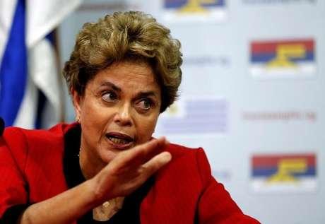 Dilma Rousseff presta depoimento para Sérgio Moro em Belo Horizonte