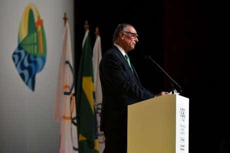 Carlos Arthur Nuzman terá que pagar multa por danos morais e materiais (Foto: AFP)