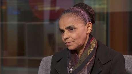 Em entrevista à BBC Brasil, Marina poupa críticas ao ex-presidente Lula e chama Jair Bolsonaro de 'populista'