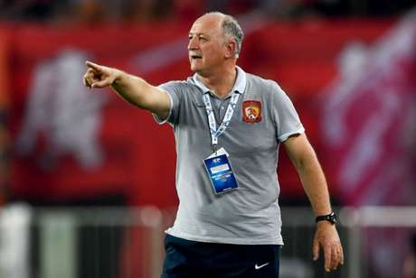 Felipão está há três temporadas no futebol chinês (Foto: AFP)