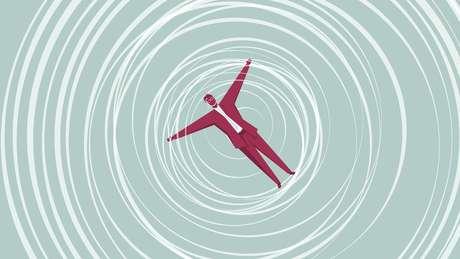 Homem em espiral