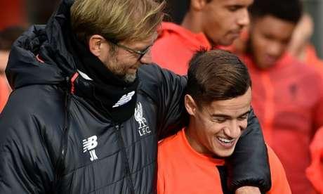 Liverpool estabelece valor para deixar sair Coutinho (e é de outro mundo)