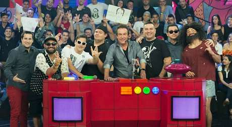 Emílio e sua turma perderam mais de 50% de público desde a estreia na Band