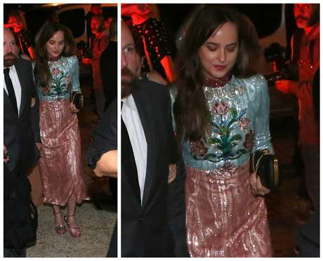 Dakota Johnson (Fotos: AgNews)