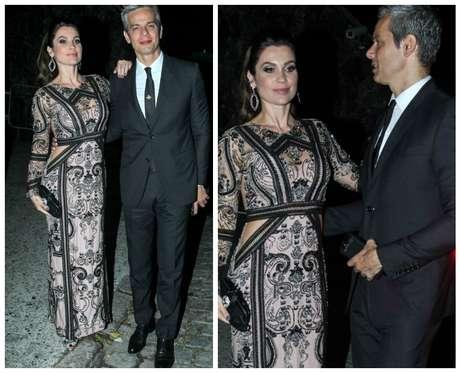 Flávia Alessandra (Fotos: Marcello Sá Barretto/AgNews)