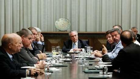Temer fez nomeações para agradar a partidos como PSC, PMDB e Solidariedade