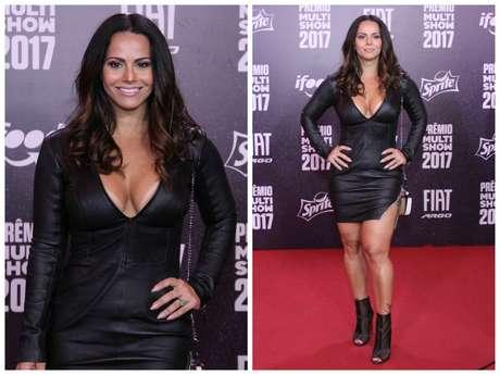 Viviane Araújo (Fotos: AgNews)