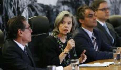 Presidente do STF, ministra Cármem Lúcia (Fabio Rodrigues Pozzebom/Agência Brasil)