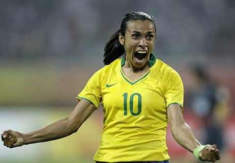 Marta - Maior nome do futebol feminino 035ce1b84b9ee