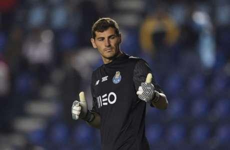 Iker Casillas? Não posso fechar os olhos a 15 dias de treino