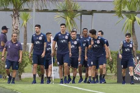 Corinthians já superou turbulências nesta temporada (foto: Daniel Augusto Jr)