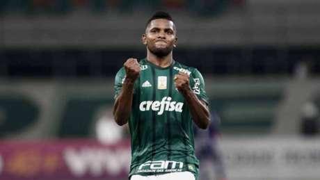 Palmeiras e Cruzeiro empataram por 2 a 2
