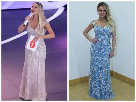 Eliana (Fotos: Thiago Duran/Francisco Cepeda/AgNews)