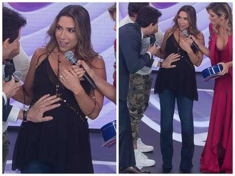 Patricia Abravanel (Fotos: Francisco Cepeda/AgNews)