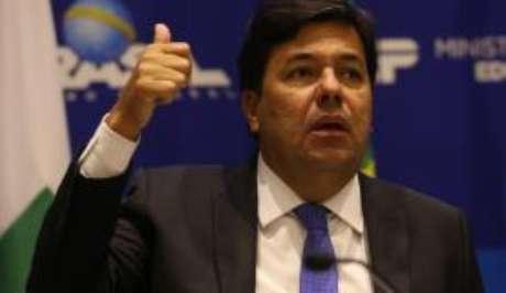 Ministro da Educação, Mendonça Filho (Arquivo/Agência Brasil)