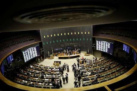 Plenário da Câmara dos Deputados 20/09/2017 REUTERS/Ueslei Marcelino