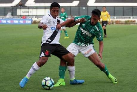 Palmeiras venceu o Vasco por 3 a 1 nesta quarta-feira, em São Januário (Foto: Carlos Gregório Jr/Vasco)