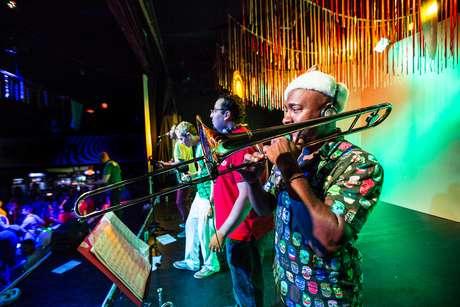 O tradicional bloco Bangalafumenga completará 20 anos de existência no próximo Carnaval