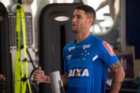 Thiago Neves diz que sempre quis jogar no Corinthians
