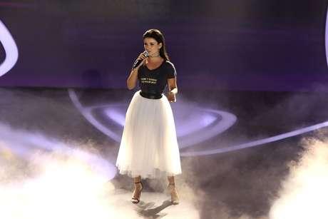 Paula Fernandes (Foto: Thiago Duran/AgNews