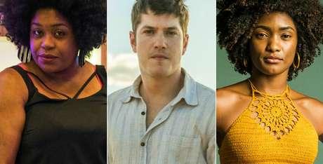 Ivanilda (Telma Souza) ficou incomodada ao ver Bruno (Caio Paduan) aos beijos com Raquel (Érika Januza): preconceito de negro contra negro
