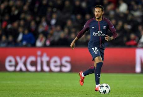 Neymar vive boa fase no PSG (Foto: CHRISTOPHE SIMON / AFP)