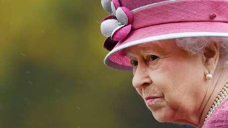 A rainha Elizabeth II em Londres, em 19 de outubro de 2017