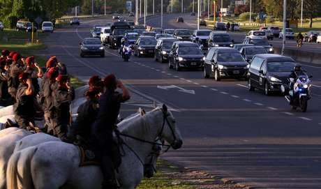 Corpos de argentinos mortos em atentado em Nova York chegam a Buenos Aires