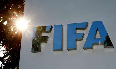 Logo da Fifa na sede da entidade em Zurique  26/9/2017   REUTERS/Arnd Wiegmann