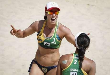 Medalhista olímpica na Rio-2016, Ágatha disputará o Mundial militar assim como Duda