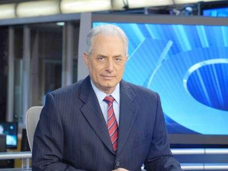 Globo afasta William Waack após acusação de racismo diante de vídeo que circula na web nesta quarta-feira, dia 08 de novembro de 2017