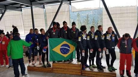 Seleção Brasileira de bobsled volta a competir no dia 14 de novembro