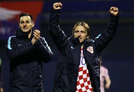 Croácia abre boa vantagem em busca da vaga na Copa