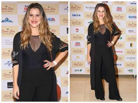 Ingrid Guimarães (Fotos: Deividi Correa/AgNews)