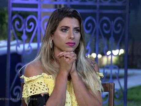 """Ana Paula é eliminada em roça de """"A Fazenda"""" contra Marcelo Ié Ié"""