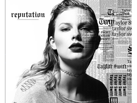 "Taylor Swift bate recorde de vendas com ""Reputation"""